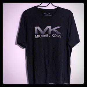 MK Men's t shirt (black) Large